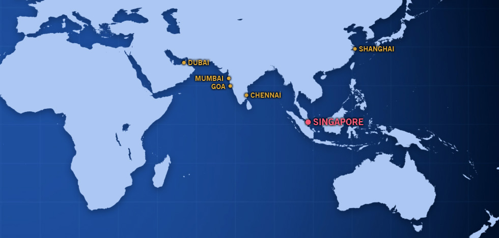 Marine Engineering Services Singapore, Anchorage Services in Singapore